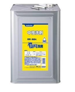 サラヤ ヤシノミ洗剤 野菜・食器用 中性洗剤 業務用18kg缶