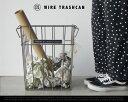 WIRE TRASHCAN / ワイヤー トラッシュカン PUEBCO プエブコ ゴミ箱 ごみ ダストボックス ランドリーボックス 洗濯物入れ