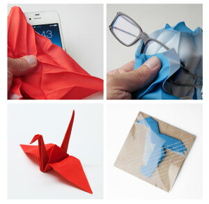 PetiPeto/プッチペットPerrocaliente/ペロカリエンテクリーナークロス動物折り紙形状記憶100%【あす楽対応_東海】