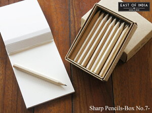 Sharp Pencils Box No.7 / シャープペンシル ナンバー 7 鉛筆 ペン 筆記用具 文房具 24本入り【あす楽対応_東海】