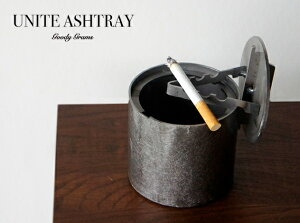 UNITE ASHTRAY / ユナイトアッシュトレイ Goody Grams / グッティーグラムス 蓋つき灰皿 喫煙具 灰皿 アシュトレー タバコ 煙草