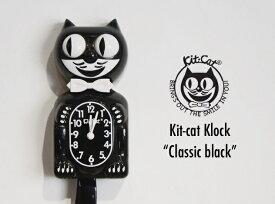 "Kit-cat Klock ""Classic black"" / キットキャットクロック ( クラシックブラック ) California Clock Company / カルフォニア クロック カンパニー MADE IN USA ネコ 時計 壁掛時計 キャット クロックdetail"
