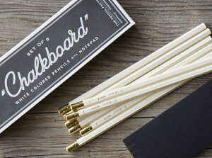 Chalk Style Pencil Set / チョークスタイル ペンシルセット The pencil factory ペンシル ファクトリー 色鉛筆 カラーペン アメリア製 Made in USA toms