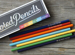 Colored Pencil Set / カラー ペンシルセット The pencil factory ペンシル ファクトリー 色鉛筆 カラーペン アメリア製 Made in USA toms
