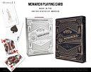 Monarch Playing Cards / モナーク プレイング カード theory11 デック トランプ カード マジシャン マジック 【あす楽対応_東...
