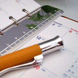 【銀製】シルバーページファインダー【物差し】【定規】【スケール】【ページマーカー】【ブックマーク】