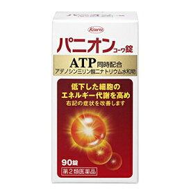 【第2類医薬品】【Kowa 興和】 パニオンコーワ錠 90錠しびれ・むくみ・めまいに