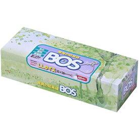 【クリロン化成】 驚異の防臭袋 BOS(ボス)ビッグ(箱)タイプ 60枚入 350×500mm使用目安:尿取パッド1枚+おむつ1枚(Lサイズ、パンツ・テープ式可)おむつ・うんち処理袋大人用おむつLサイズパンツタイプ4個入るビッグサイズ
