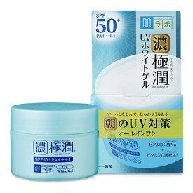 <お取り寄せ商品>【ロート製薬】 肌研(ハダラボ)極潤 UVホワイトゲル 90g