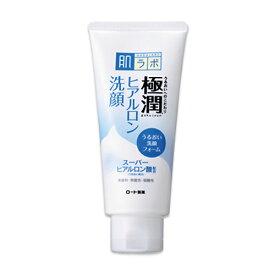 <お取り寄せ商品>【ロート製薬】 肌研(ハダラボ)極潤 ヒアルロン 洗顔フォーム 100g