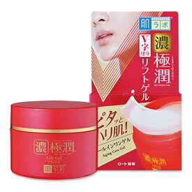 <お取り寄せ商品>【ロート製薬】 肌研(ハダラボ)極潤 リフトゲル 100g 【化粧品】