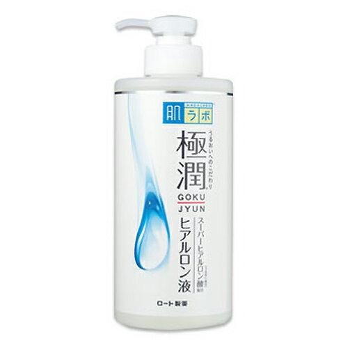 <お取り寄せ商品>【ロート製薬】 肌研(ハダラボ)極潤 ヒアルロン液 ポンプ 400ml 【化粧品】