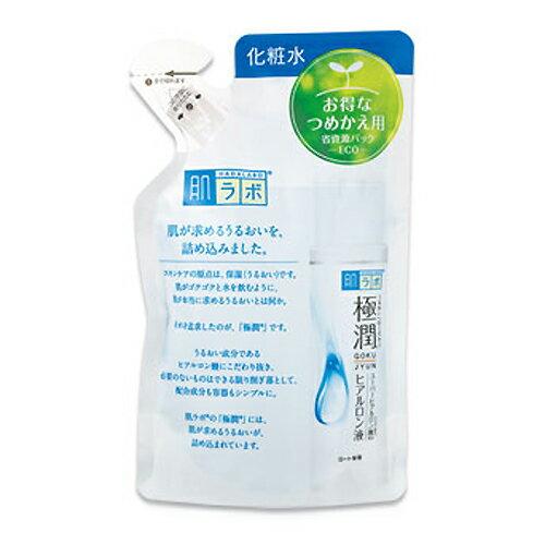 <お取り寄せ商品>【ロート製薬】 肌研(ハダラボ)極潤 ヒアルロン液 詰替え 170ml 【化粧品】