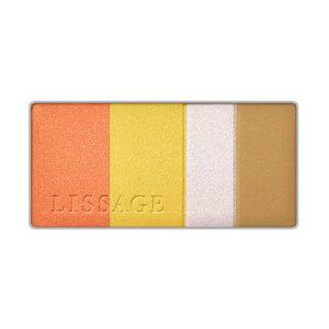 【カネボウ】 リサージ LISSAGEビューティアップヴェイル(ライブリー) OR-1 オレンジ系レフィル 10g フェイスカラー 【化粧品】