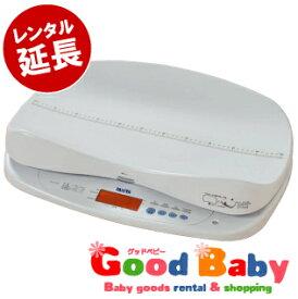 タニタ高精度デジタルベビー体重計(1g)【レンタル延長専用】(ベビースケール)※現在商品をご利用中のお客様が対象です。