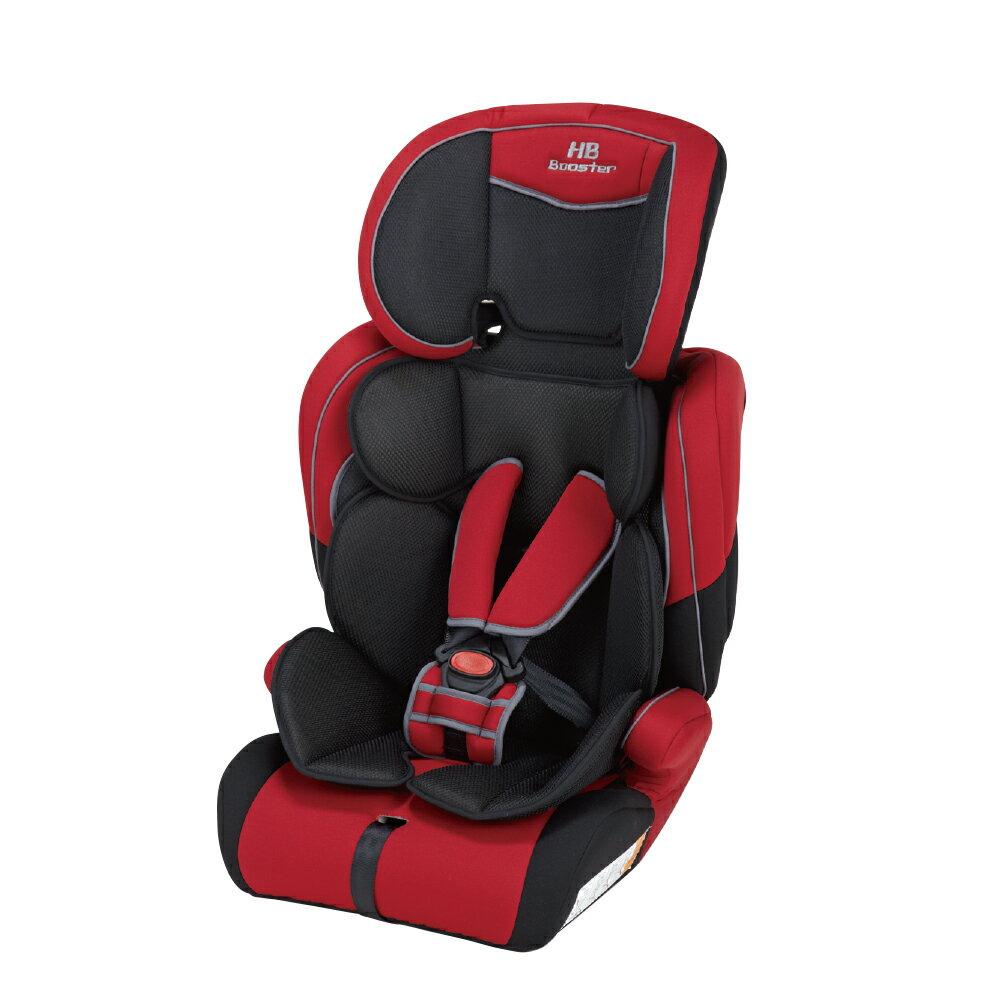 日本育児 ハイバックブースター EC2 Air ボルドーレッド1歳頃から12歳頃まで使えるチャイルドシート/ジュニアシート/カーシート/チャイルドシート/洗濯可能/通気性