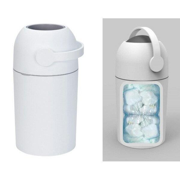 ピジョン Suteru(ステール) おむつポット カートリッジ不要 紙おむつ処理ポット 防臭 オムツ ゴミ箱 オムツ処理ポット おむつゴミ箱