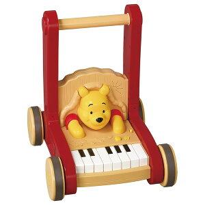 ★ラッピング(簡易はらまき包装)&のし無料★おしりふりふりウォーカーピアノ くまのプーさん【タカラトミー】
