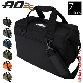 AOクーラーズ 24パック キャンバス ソフトクーラー (22.7L) AO24 キャンプ用品