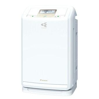 ダイキン除加湿ストリーマ空気清浄機クリアフォースホワイト[MCZ70U-W]