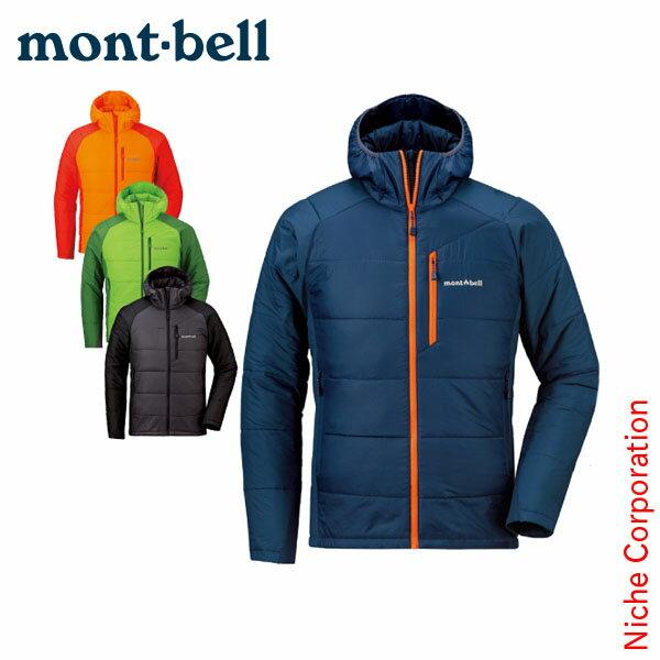 モンベル mont-bell U.L.サーマラップ パーカ Men's [ 1101538 ][nocu]