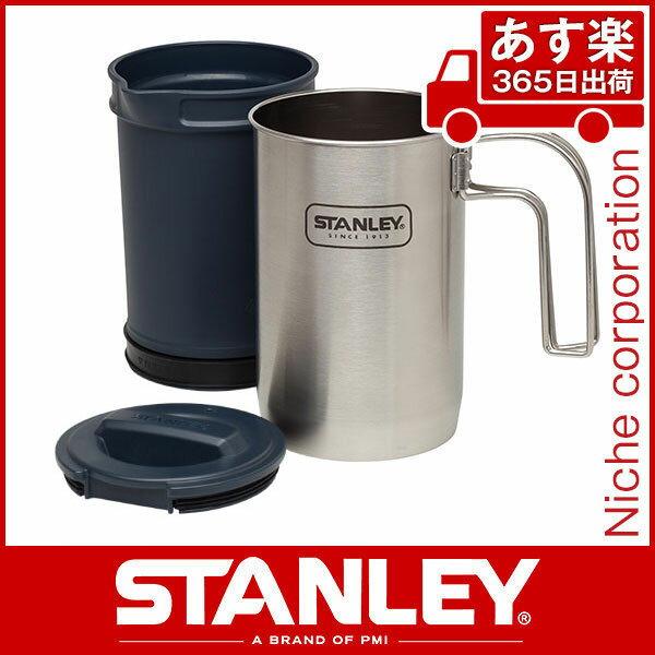 スタンレー クック+ブリューセット 0.94L [ 02345-006 ] シルバー[コップ マグ クッカー アウトドア用品][P10]