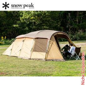 スノーピーク テント エントリー2ルーム エルフィールド TP-880 キャンプ ツールーム アウトドア