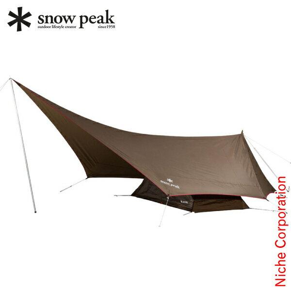 スノーピーク ヘキサイーズ 1 SDI-101 キャンプ用品 テント タープ