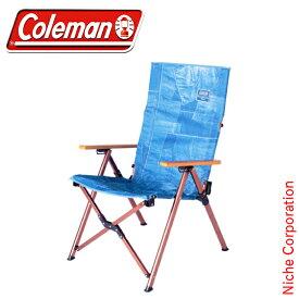 コールマン Indigo Label レイチェア (デニム) 2000030435 キャンプ用品 インディゴ レーベル