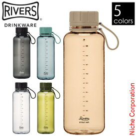 RIVERS ( リバーズ ) スタウトエア 1000 アウトドア ボトル キャンプ 水筒 調理器具 来客用 新生活