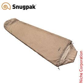 スナグパック トロピカル マミー ライトジップ デザートタン SP92890DT アウトドア シュラフ キャンプ 寝袋 Snugpak