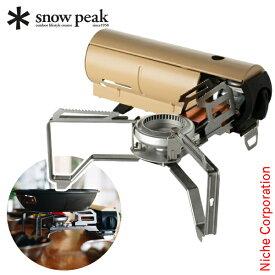 スノーピーク HOME&CAMPバーナー カーキ GS-600KH キャンプ用品 調理器具 来客用 新生活 お1人様2点限り
