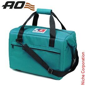 AOクーラーズ 24パック キャンバス ソフトクーラー USAモデル アクア AO24AQ キャンプ用品