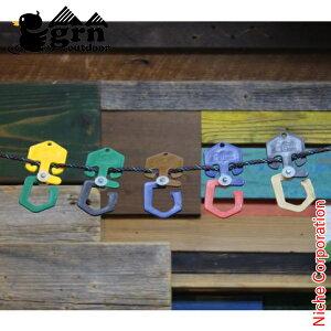 grn outdoor GOOD LUCK HOOK GO0481F-CRAZY グッドラックフック キャンプ用品