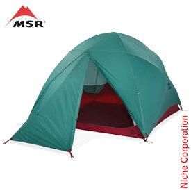 MSR ( エムエスアール ) ハビチュード 6 37029 アウトドア テント ドーム型