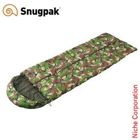 スナグパック マリナー スクエア センタージップ DPMカモ SP14684DPM アウトドア シュラフ キャンプ 寝袋 Snugpak