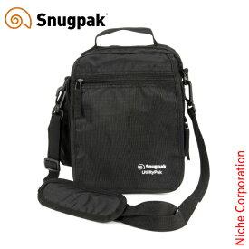 スナグパック ユーティリティバッグ ブラック SP0004BK-UT アウトドア バッグ 収納 キャンプ Snugpak