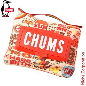 チャムス ウェットティッシュケース CH62-1496-Z193-00 キャンプ用品