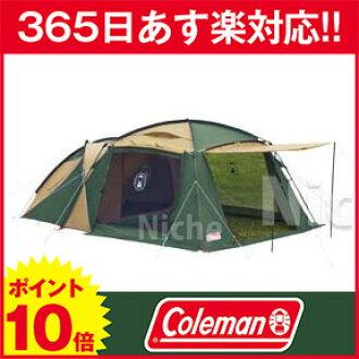 科尔曼coleman局银幕2房房屋[170T14150J][供汽车野营使用的帐篷帐篷2 rumutaputentotapu][P10][]