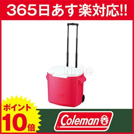 コールマン coleman ホイールクーラー/28QT(ピンク) [ 2000010028 ][P10][あす楽]