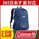 コールマン Coleman ウォーカー25 (ネイビードット) [ CBB4501ND ][P10][あす楽]