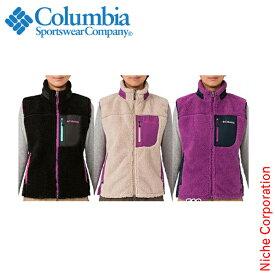 コロンビア ウィメンズアーチャーリッジベスト 女性用[PL1990]Women's Archer Ridge Vest[ベスト 中綿 ウィメンズ レディースcolumbia][nocu][dis-out] 秋冬