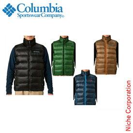 【300円OFFクーポン配信中】コロンビア ロッカウェーデンスベスト《男性用》[PM1960]Rockaway Dens Vest[columbia Men's メンズ ダウン フェザー ベスト ][nocu]