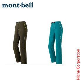 モンベル mont-bell クリフパンツ Women's #1105499