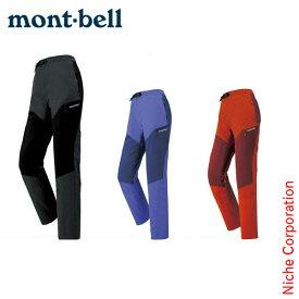 モンベル mont-bell リッジラインパンツ Women's #1105522 [nocu]