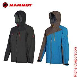 マムート クレオン ジャケット メンズ MAMMUT Creon Jacket Men [1010-14980][MAMMUT ジャケット ウィンドブレーカー 雨具 男性用] 秋冬