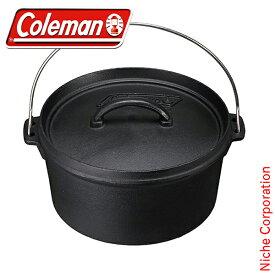 コールマン coleman ダッチオーブンSF(10インチ) Dutch Oven SF 10 inch 170-9392 キャンプ用品
