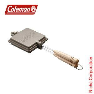 コールマン coleman ホットサンドイッチクッカー 170-9435 調理器具・バーべキュー用品 クッカー  2011  キャンプ用品