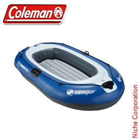 コールマン coleman スーパーカラベルTM 3人用コンボ 2000009248 ボート|インフレータブルボー キャンプ用品