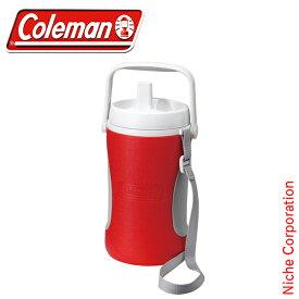 コールマン coleman ジャグ 1/2ガロン(レッド) 2000010449 キャンプ用品